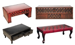 Chesterfield Coffee Tables