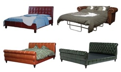 Chesterfield bedroom furniture