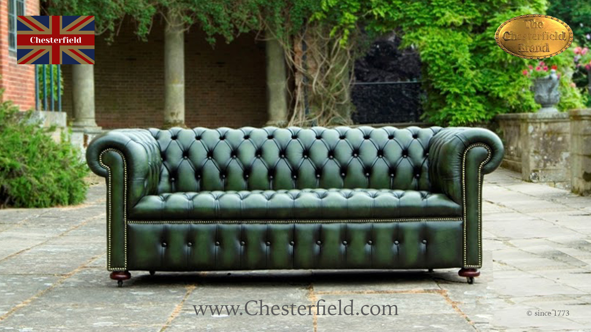 Chesterfield nábytek